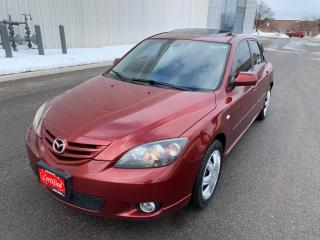 Used 2006 Mazda MAZDA3 5dr Wgn Sport for sale in Mississauga, ON