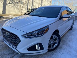 Used 2018 Hyundai Sonata GLS TECH SPORT LOADED SUPER CLEAN! $119B/W for sale in Calgary, AB