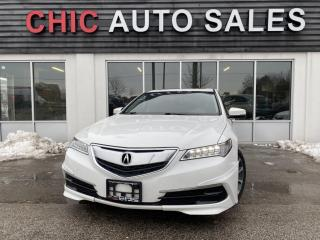 Used 2015 Acura TLX AWD|V6 TECH|NAVI|LOADED|LOW MILEAGE for sale in Richmond Hill, ON