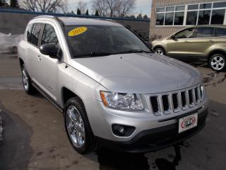 Used 2011 Jeep Compass LIMITED for sale in Windsor, ON