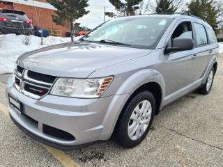 Used 2015 Dodge Journey SE 4dr | Loaded | Heated Seats for sale in Mississauga, ON