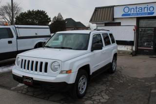 Used 2011 Jeep Patriot NORTH EDITION for sale in Mississauga, ON