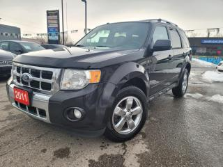 Used 2011 Ford Escape 4WD 4dr V6 Auto Limited for sale in Oshawa, ON