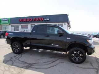 Used 2012 Toyota Tundra TRD Tundra-Grade 5.7L Double Cab 4WD Certified for sale in Milton, ON
