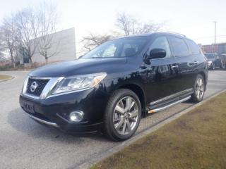 Used 2014 Nissan Pathfinder Platinum for sale in Burnaby, BC