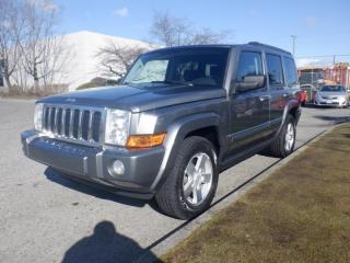 Used 2008 Jeep Commander Sport 4WD for sale in Burnaby, BC