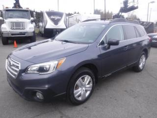 Used 2016 Subaru Outback 2.5i for sale in Burnaby, BC
