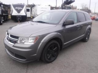 Used 2013 Dodge Journey SE with 3rd Row Seating for sale in Burnaby, BC
