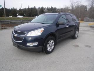 Used 2010 Chevrolet Traverse LS FWD for sale in Burnaby, BC