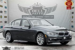 Used 2017 BMW 3 Series 330e LUX, NAVI, SUNROOF, EDRIVE, PUSH START for sale in Toronto, ON