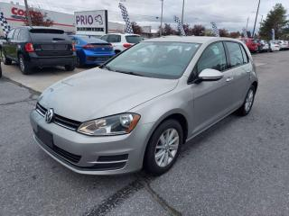 Used 2016 Volkswagen Golf Tsi Comfortline for sale in Ottawa, ON