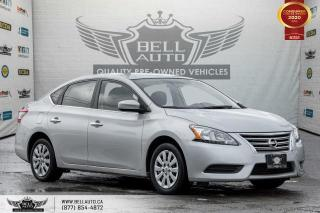 Used 2013 Nissan Sentra S, BLUETOOTH, ECO MODE, CLIMATE CNTRL for sale in Toronto, ON