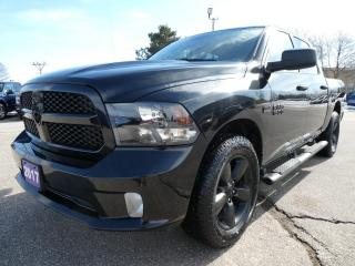 Used 2017 RAM 1500 5.7L | Express | Cruise Control | Back Up Cam | 4X4 for sale in Essex, ON