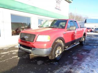 Used 2005 Ford F-150 Super cabine 133 po. STX 4 RM for sale in St-Jérôme, QC