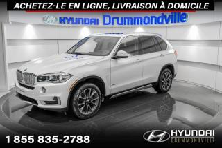 Used 2018 BMW X5 35I X-DRIVE + GARANTIE + NAVI + TOIT PAN for sale in Drummondville, QC