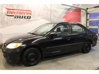 Used 2004 Honda Civic DX for sale in Lévis, QC