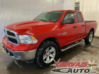 Used 2015 RAM 1500 SXT V8 HEMI 4x4 Mags Marche pied for sale in Trois-Rivières, QC