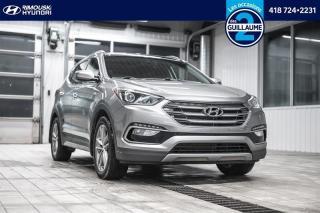 Used 2017 Hyundai Santa Fe Sport AWD 2.0T SE chez RImouski Hyundai for sale in Rimouski, QC