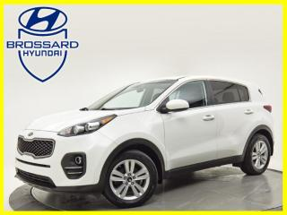 Used 2017 Kia Sportage CAM DE RECUL SIÈGES CHAUFFANTS BLUETOOTH CRUISE for sale in Brossard, QC