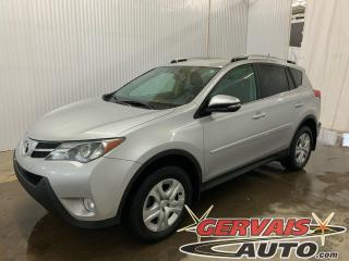 Used 2015 Toyota RAV4 LE AWD Caméra Sièges Chauffants *Traction intégrale* for sale in Trois-Rivières, QC