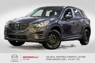 Used 2016 Mazda CX-5 GX AWD Auto Bluetooth 2 Set de Pneus Mazda CX-5 GX AWD 2016 for sale in Lachine, QC