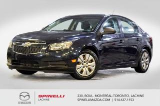 Used 2014 Chevrolet Cruze 1LS Automatique 2 Set de Pneus Chevrolet Cruze 1LS 2014 for sale in Lachine, QC