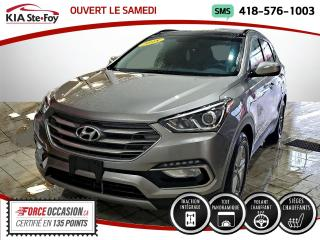 Used 2018 Hyundai Santa Fe Sport PREMIUM SPORT* SIEGES CHAUFFANTS* TOIT* for sale in Québec, QC