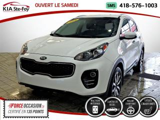 Used 2018 Kia Sportage EX * CUIR* SIEGES CHAUFFANTS* VOLANT CHA for sale in Québec, QC
