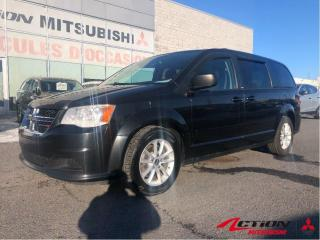 Used 2013 Dodge Grand Caravan SXT+AIR CLIMATISÉ+MAGS 17+BLUETOOTH+STO N GO+BLUE for sale in St-Hubert, QC