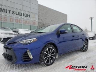 Used 2018 Toyota Corolla SE+CAMÉRA+A/C+MAGS 17+BANCS CHAUFFANT+TOIT+BLUETO for sale in St-Hubert, QC