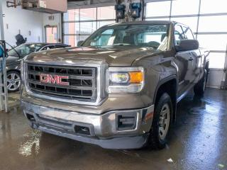 Used 2015 GMC Sierra 1500 4X4 BLUETOOTH CLIMATISEUR *GR. REMORQUAGE* for sale in St-Jérôme, QC