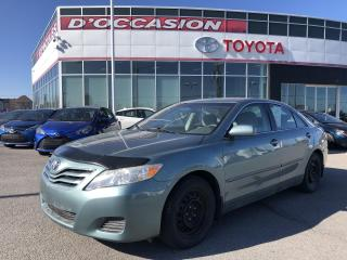 Used 2010 Toyota Camry **AUTO/AIR/VITRES** for sale in St-Eustache, QC