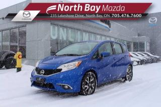 Used 2015 Nissan Versa SR AS IS - Bluetooth - Cruise - Back Up Camera for sale in North Bay, ON