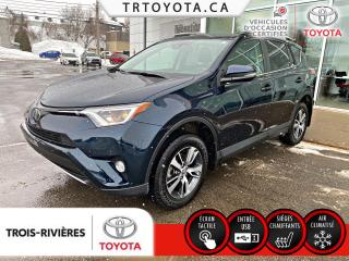 Used 2017 Toyota RAV4 Traction avant 4 portes XLE for sale in Trois-Rivières, QC