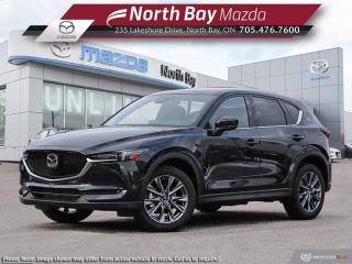 New 2021 Mazda CX-5 Signature for sale in North Bay, ON
