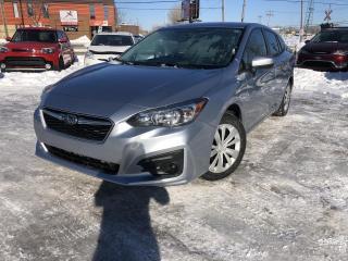 Used 2017 Subaru Impreza Commodité à hayon 5 portes CVT for sale in Trois-Rivières, QC