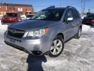 Used 2015 Subaru Forester Familiale CVT 5 portes 2.5i Touring for sale in Trois-Rivières, QC