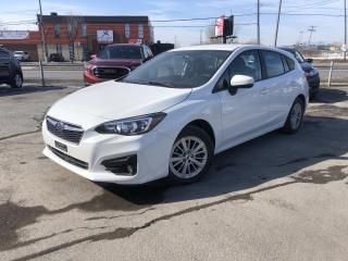 Used 2018 Subaru Impreza 2.0i Tourisme 5 portes BA for sale in Trois-Rivières, QC