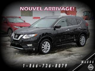 Used 2017 Nissan Rogue SV AWD + TECH + TOIT + BAS KILO! for sale in Magog, QC