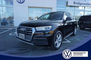 Used 2018 Audi Q5 Progressiv / STEELE CERTIFIED / ONE OWNER / DEALER MAINTANED for sale in Hebbville, NS