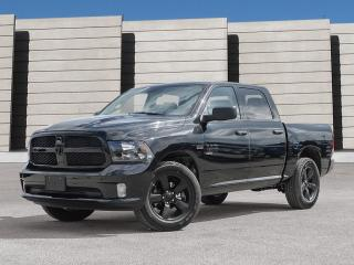 Used 2021 RAM 1500 Classic NIGHT EDITION for sale in Mirabel, QC