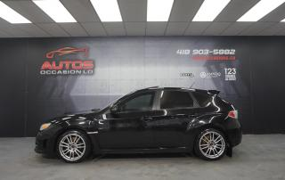 Used 2014 Subaru WRX HB STI 422 HP STAGE 2 MANUEL CUIR TOIT MOTEUR NEUF for sale in Lévis, QC