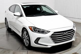 Used 2017 Hyundai Elantra GLS A/C MAGS TOIT CAMERA DE RECUL for sale in St-Hubert, QC