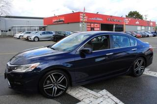 Used 2017 Honda Accord Sedan EX CVT w/Honda Sensing for sale in Surrey, BC