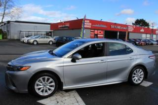 Used 2020 Toyota Camry SE Auto for sale in Surrey, BC