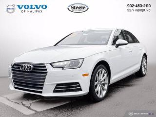 Used 2017 Audi A4 Progressiv for sale in Halifax, NS