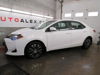 Used 2017 Toyota Corolla LE AUTO A/C ADAPTIVE CRUISE LANE ASSIST for sale in St-Eustache, QC