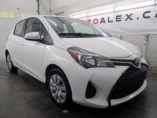 Used 2016 Toyota Yaris AUTOMATIQUE A/C CRUISE BLUETOOTH **44,000KM** for sale in St-Eustache, QC