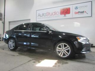 Used 2015 Volkswagen Jetta HIGHLINE**TOIT**CUIR**AUTOMATIQUE for sale in Mirabel, QC