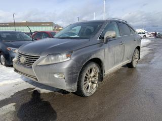 Used 2013 Lexus RX 350 * AWD * CUIR * TOIT OUVRANT * GPS * MAGS * for sale in Mirabel, QC